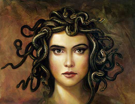I am become Medusa